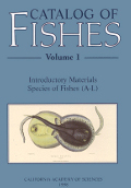 Catalog of Fishes